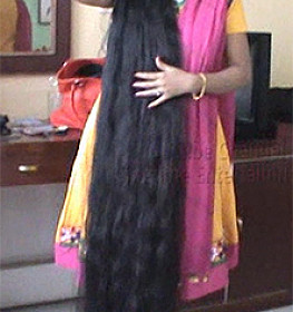 Long Hair Fashion